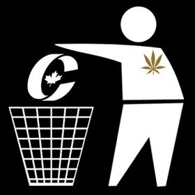 Les Conservateurs à la poubelle !