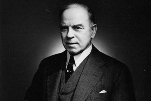 William Lyon Mackenzie King, père de la prohibition au Canada
