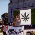 19 juin 1999 : Manifestation devant l'Assemblée nationale à Québec