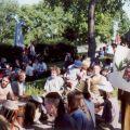 19 juin 1999 : René Lévesque fume une poffe...