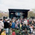 5 mai 2001 : Spectacle de clôture à la place Fred Barry à Montréal