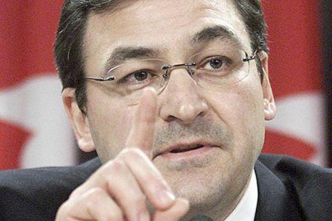 L'ex-ministre libéral Martin Cauchon, parrain du projet de loi C-17