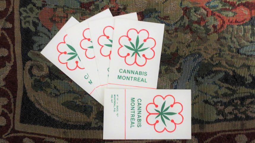 Cannabis Montréal, premier coffeeshop de type hollandais à Montréal