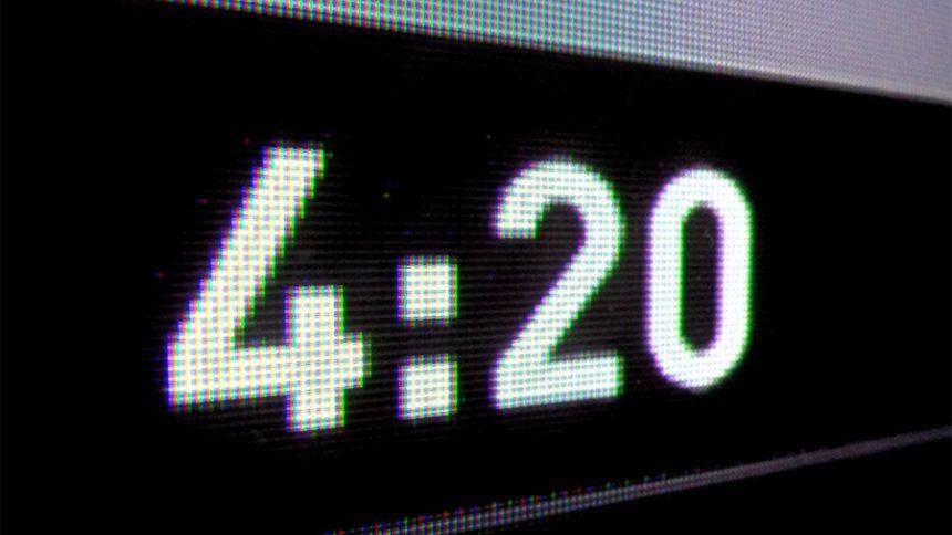 Il est 4 h 20. L'heure a enfin sonné pour les amateurs !