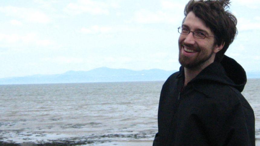 Hugô St-Onge, chef et porte-parole du Bloc Pot