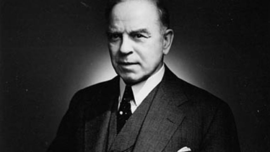 William Lyon Mackenzie King, père de la prohibition au Canada