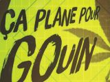 Affiche électorale pour l'élection partielle dans Gouin