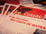 Journal satirique Le Couac - Photo : Coopérative Molotov