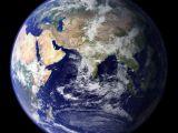 Une image de la planète terre vue de l'espace.